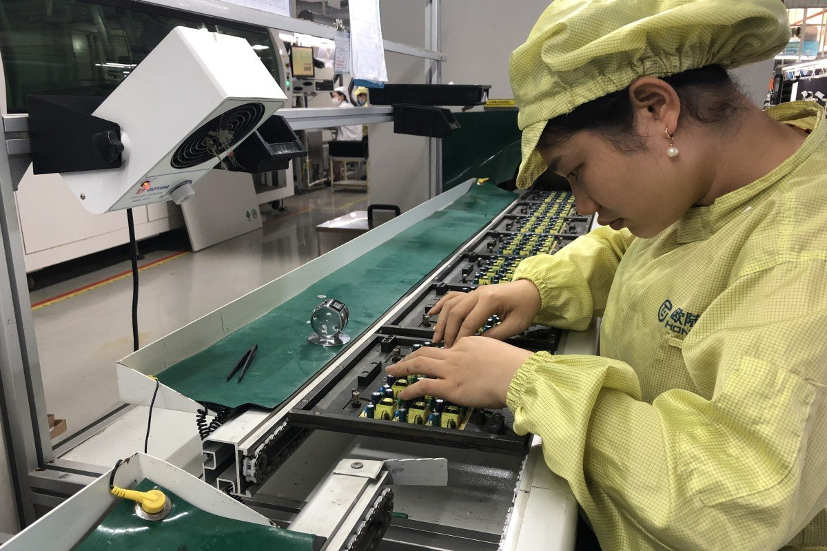 China's trade war manufacturing exodus could be hastened by EU