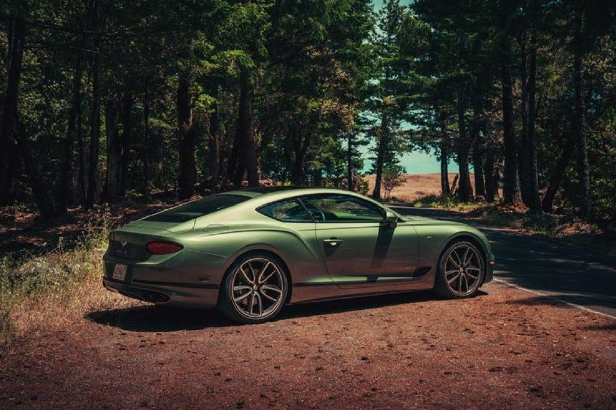 We Review The New 2020 Bentley Continental Gt V8 And It S A Devastatingly Handsome Beast South China Morning Post