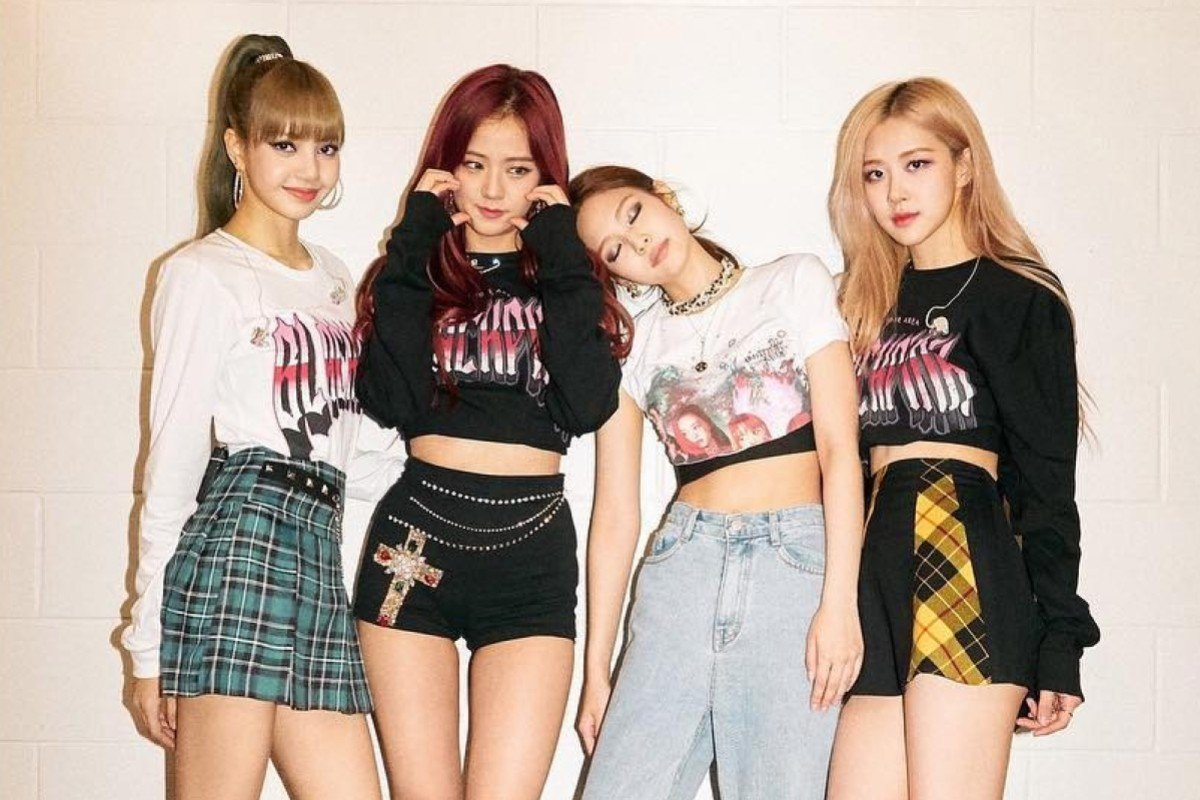 729f9489d K-pop girl group BLACKPINK offer image-obsessed consumers luxury fashion  with a streetstyle