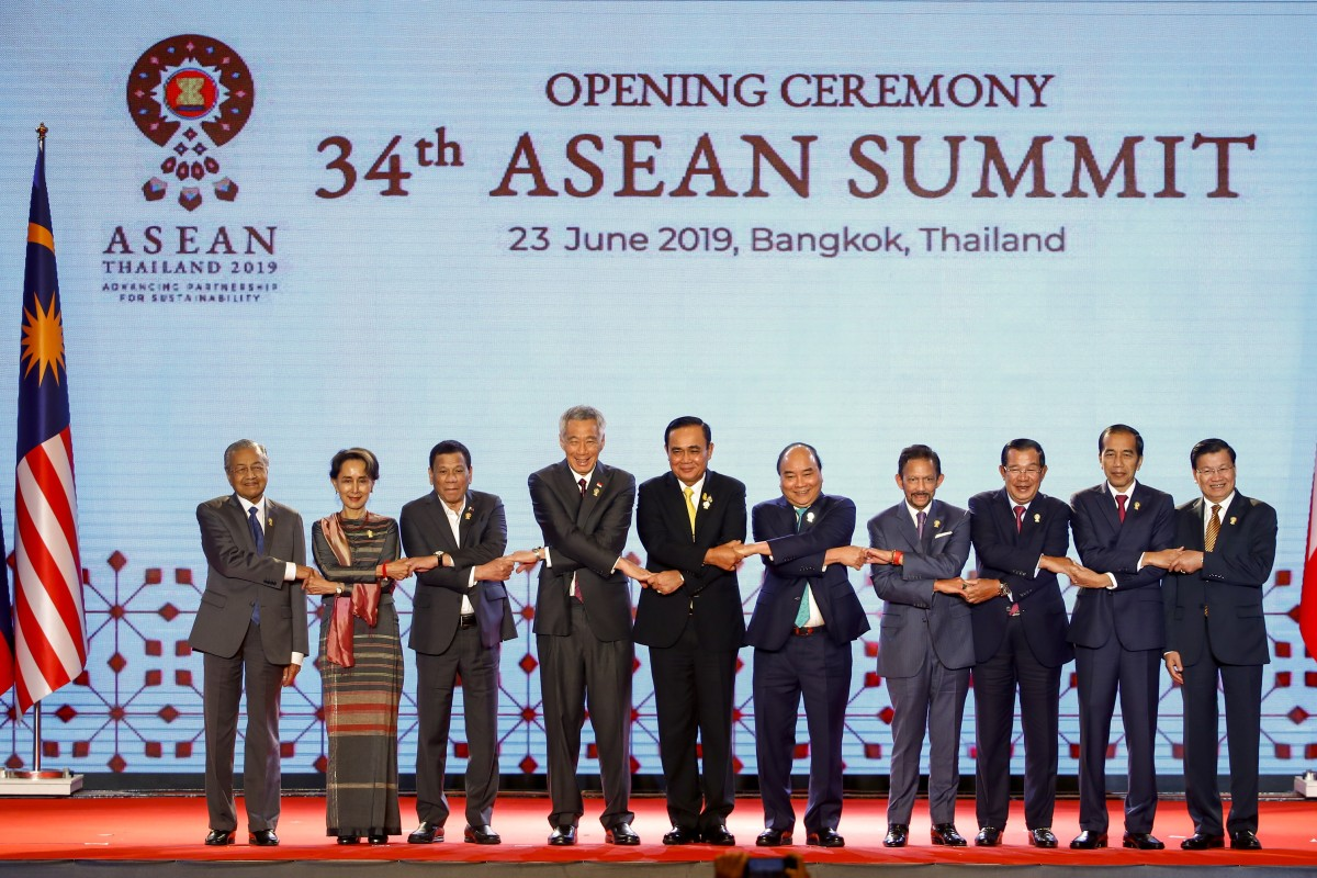 Don't mention the US-China trade war: Asia and Asean are