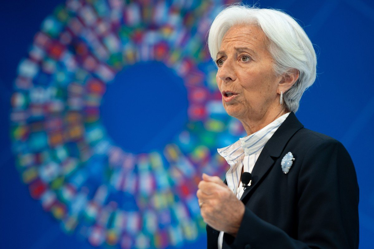 As IMF Managing Director, Christine Lagarde will be remembered in China for her friendly approach that embraced an understanding of Beijing's financial reforms and good personal relations with Chinese leaders. Photo: AFP