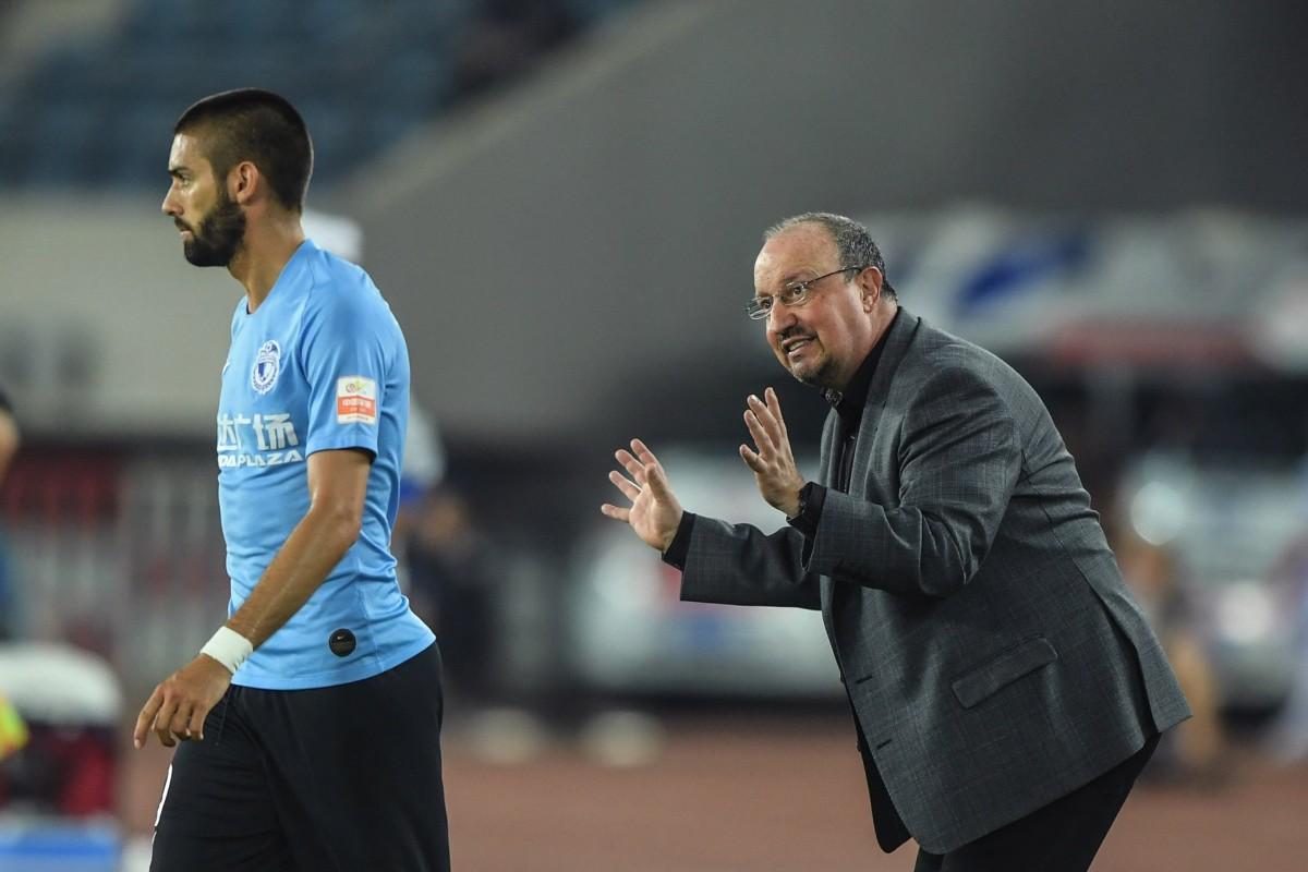 Chinese Super League: Rafa Benitez off to winning start as Arnautovic and El Shaarawy head to Shanghai