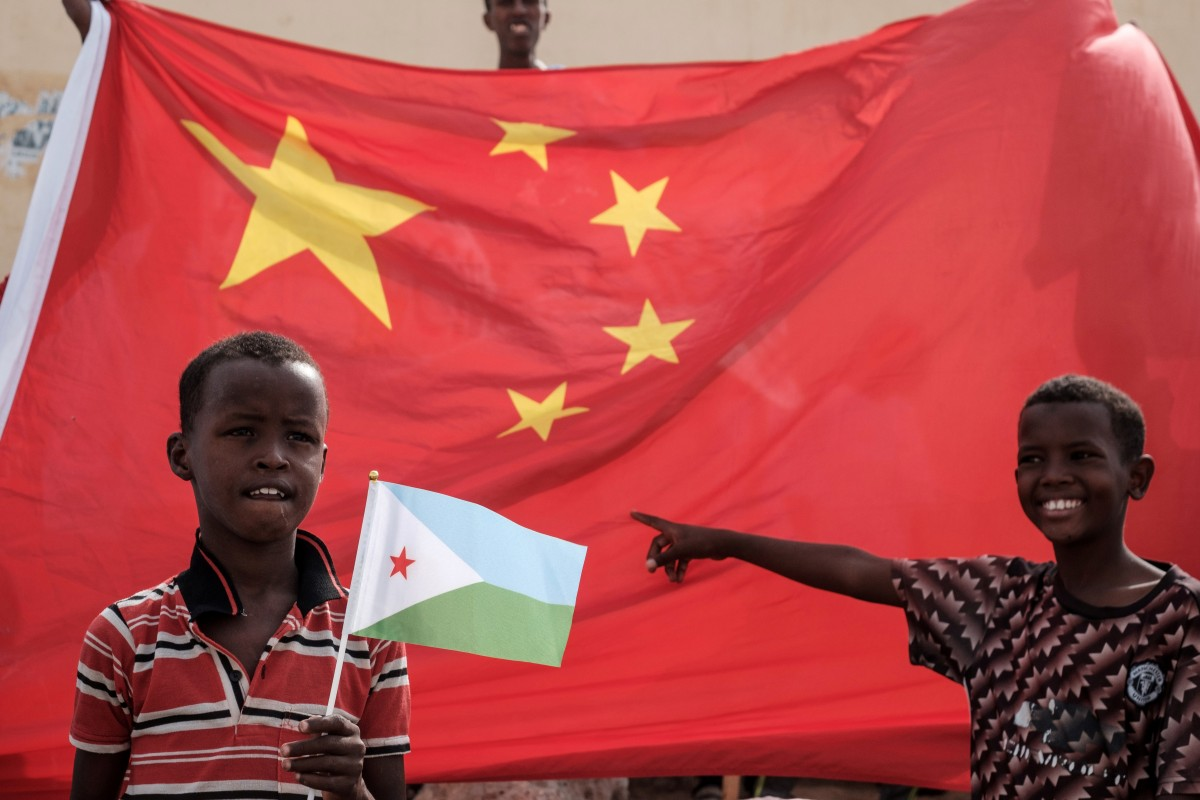 Djibouti is one of the most heavily indebted nations to China, as a portion of its economy's size. Photo: AFP
