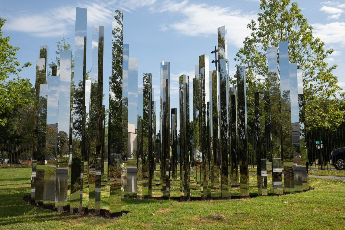 New Orleans' expanded sculpture park – sights to behold | South