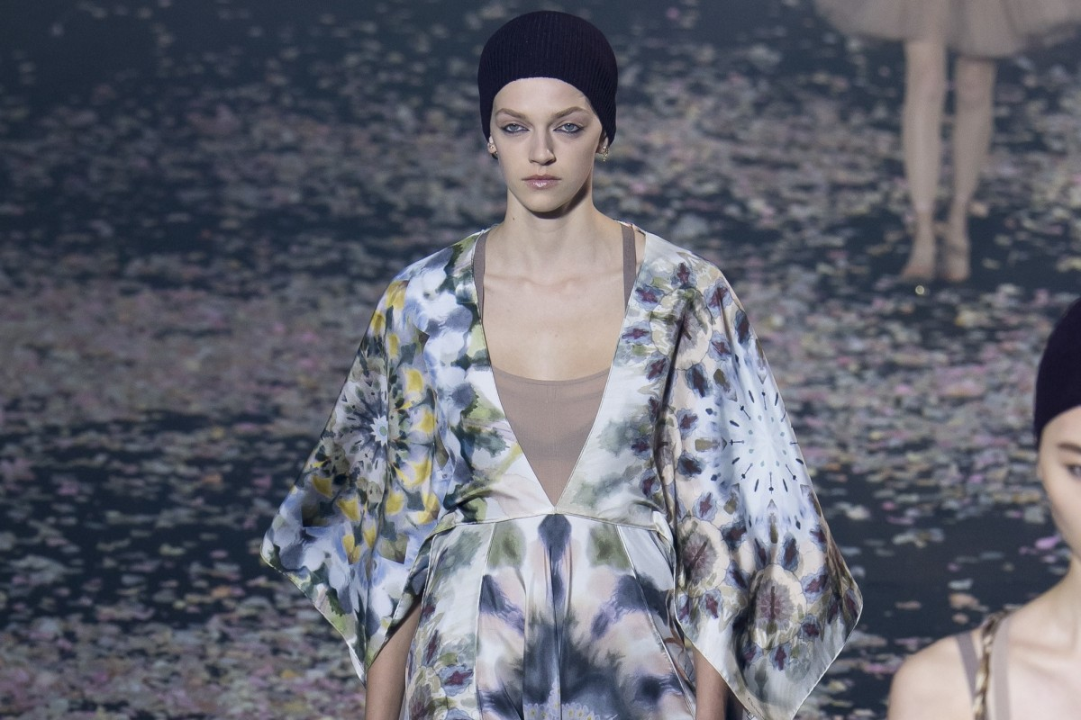 Tie-dye is back (yes, really) and this time it's not just for hippies