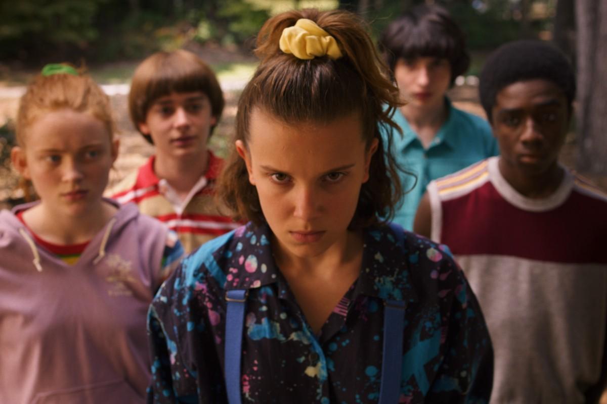 Stranger Things season 3 sets viewing record, Netflix says