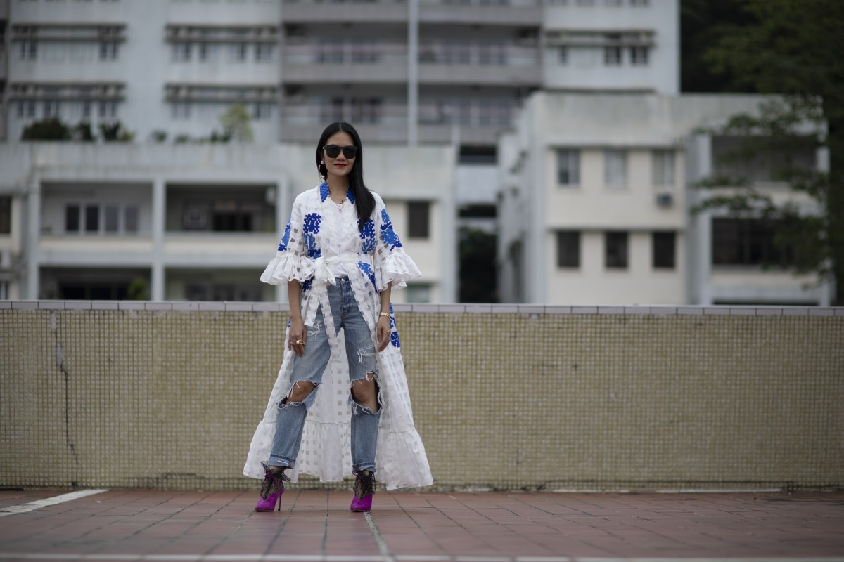 9624c1a41 Inside former Vogue China fashion editor Grace Lam's wardrobe, where ...