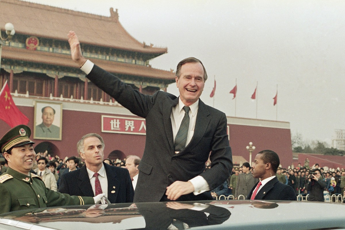 I Respect Jurys Verdict George Bush >> Us Must Stop Treating China As An Enemy Says Son Of Former