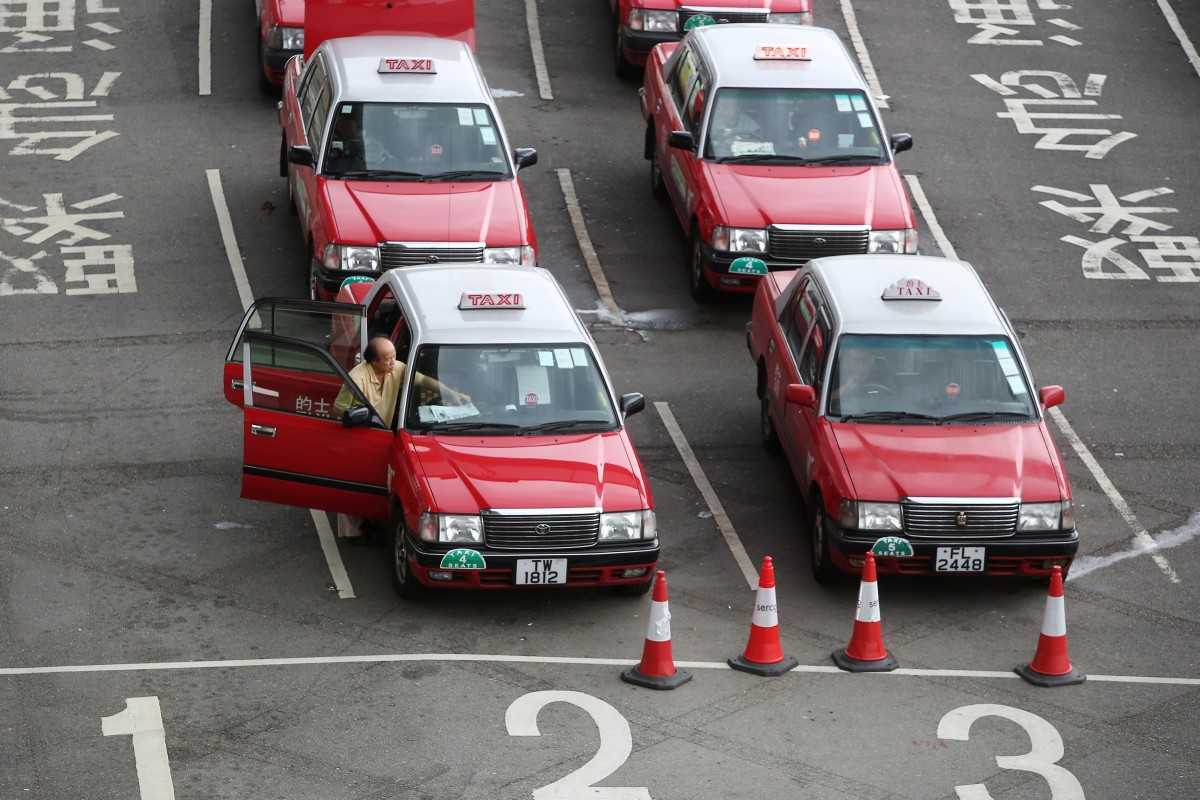 Clash of taxi apps: Hong Kong ride-hailing rivalries set to