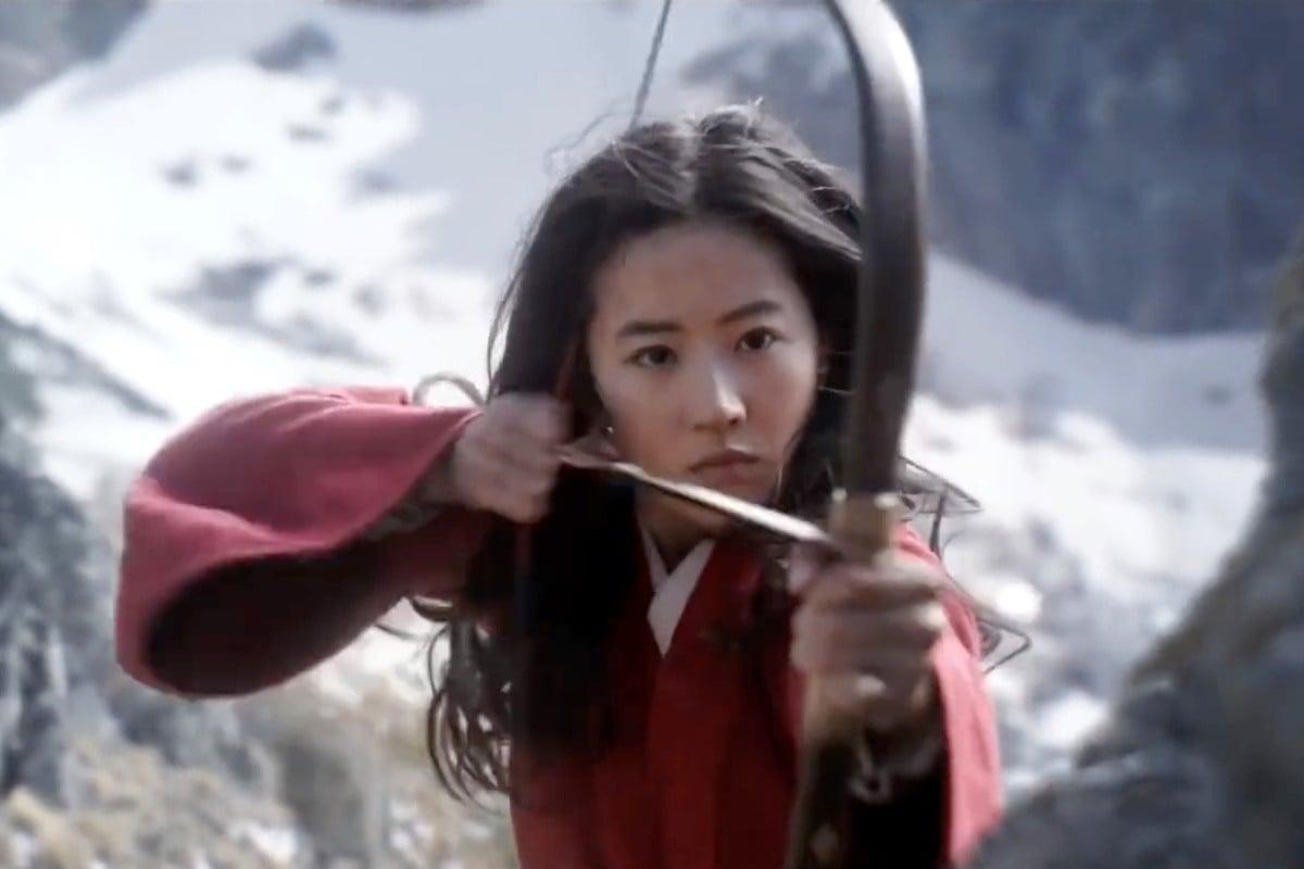 Crystal Liu Yifei: from 'fairy sister' to fierce Disney princess