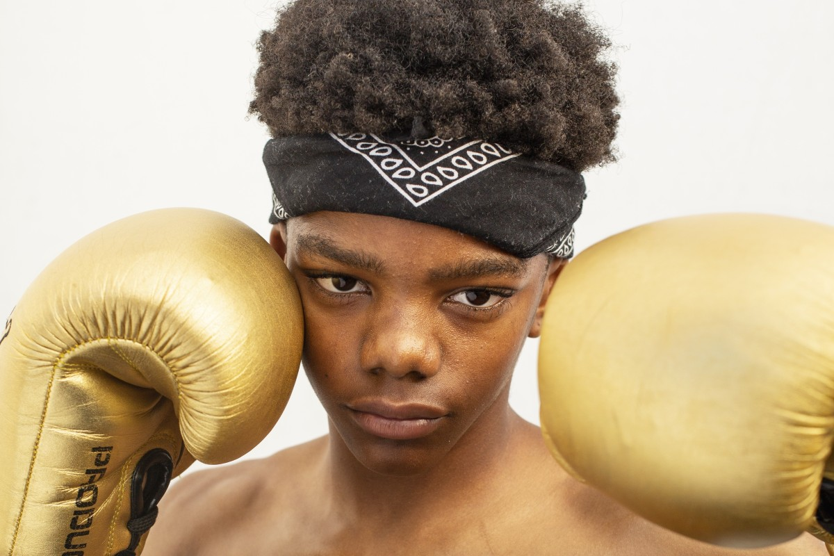How Los Angeles boxing gym gives hope to those with none – in and