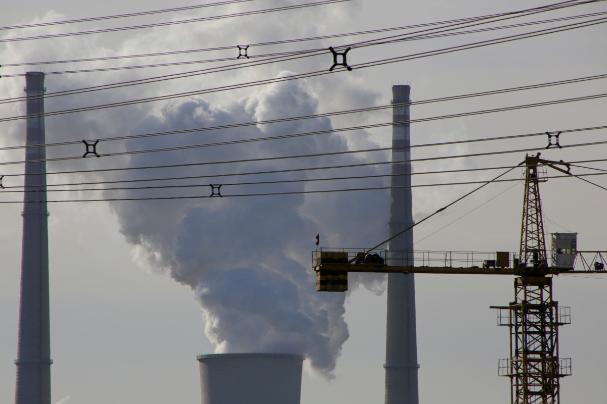 China's carbon emissions data is notoriously opaque, but it has to regularly submit an official inventory to the UN as a signatory to the Framework Convention on Climate Change. Photo: Reuters