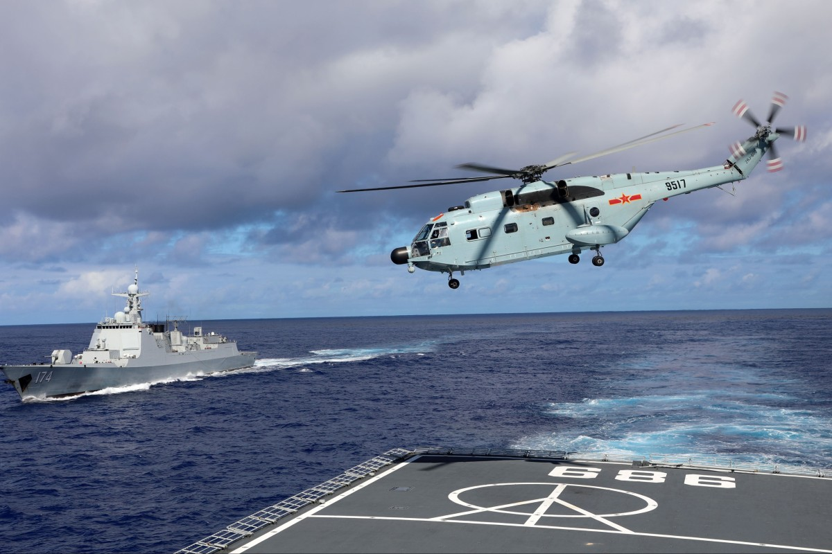 China to conduct military exercises near Taiwan after US