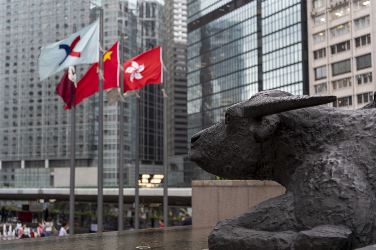 Hong Kong as a financial centre could drown if 'river water