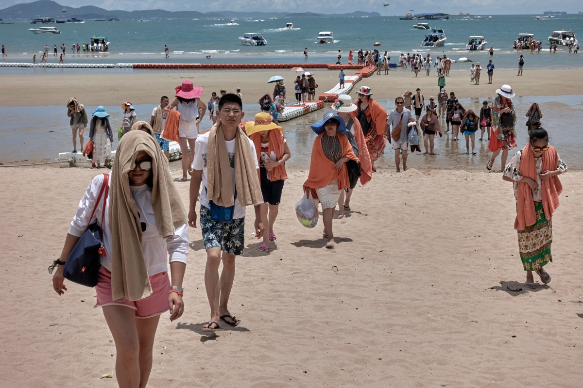 Why Indian tourists are flocking to Thailand, where they may soon outnumber Chinese visitors