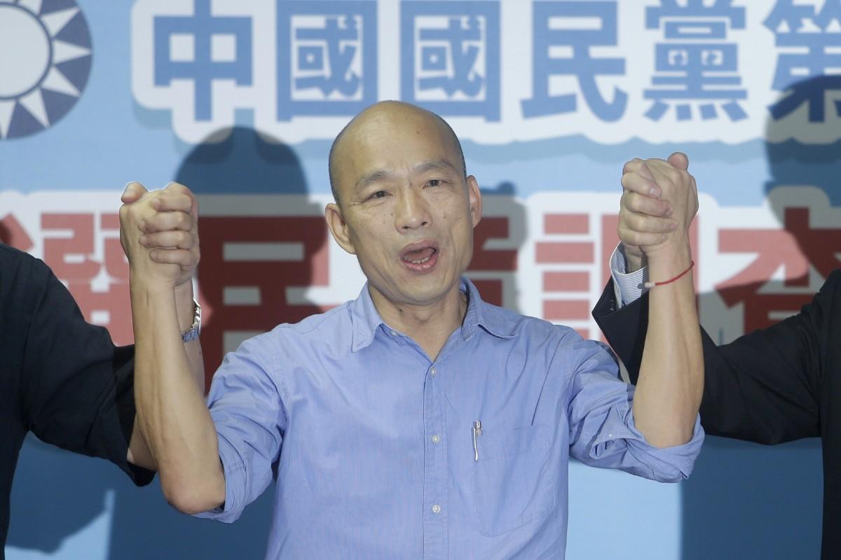 Kaohsiung mayor Han Kuo-yu wins KMT ticket to challenge Tsai Ing-wen