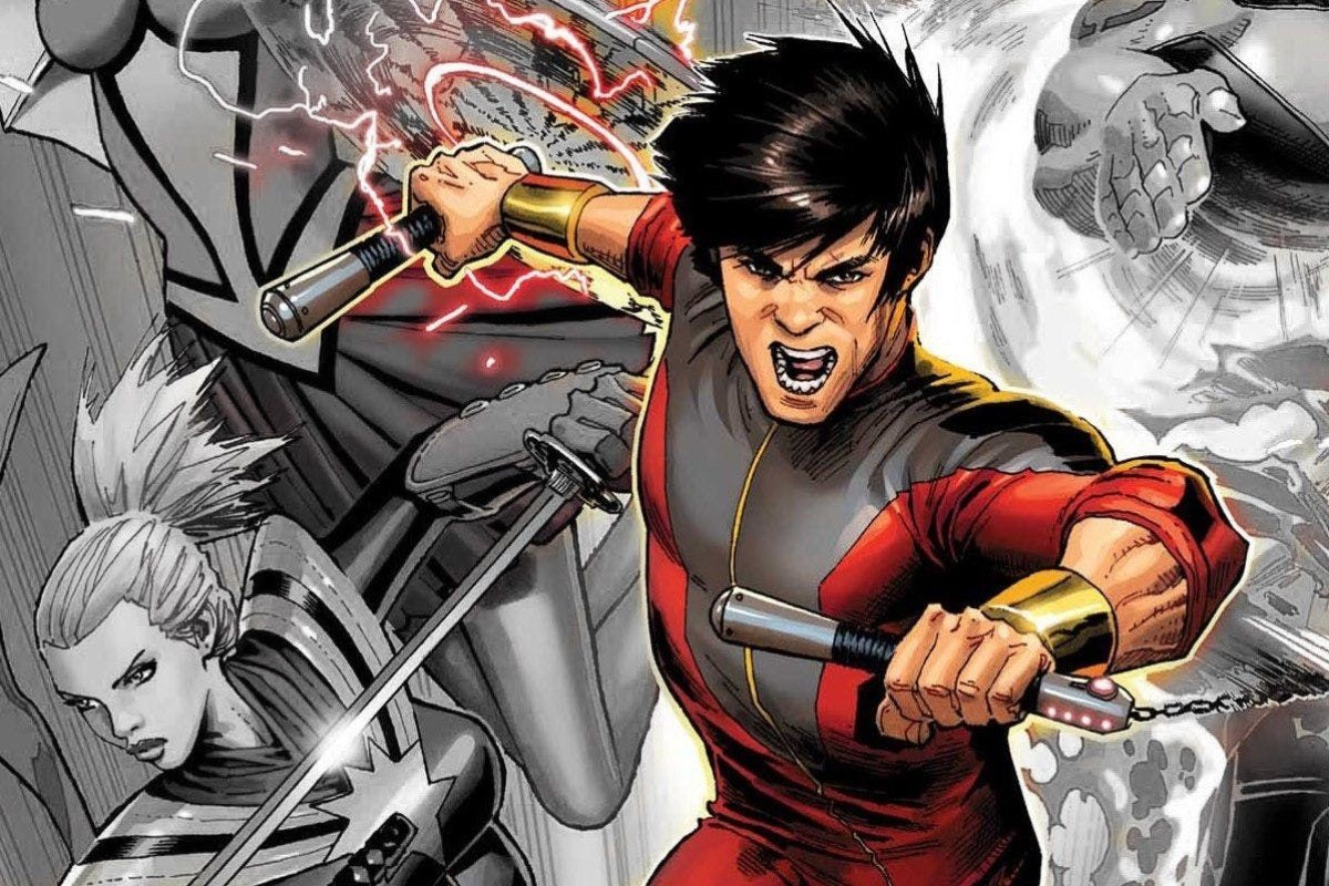 Highlights In Shang-Chi's Story