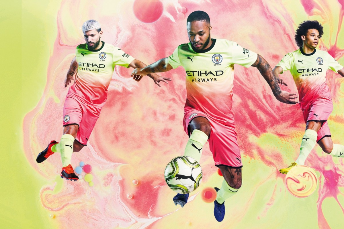 low priced c92d5 3a82a Every English Premier League club's new 2019-20 kits ...
