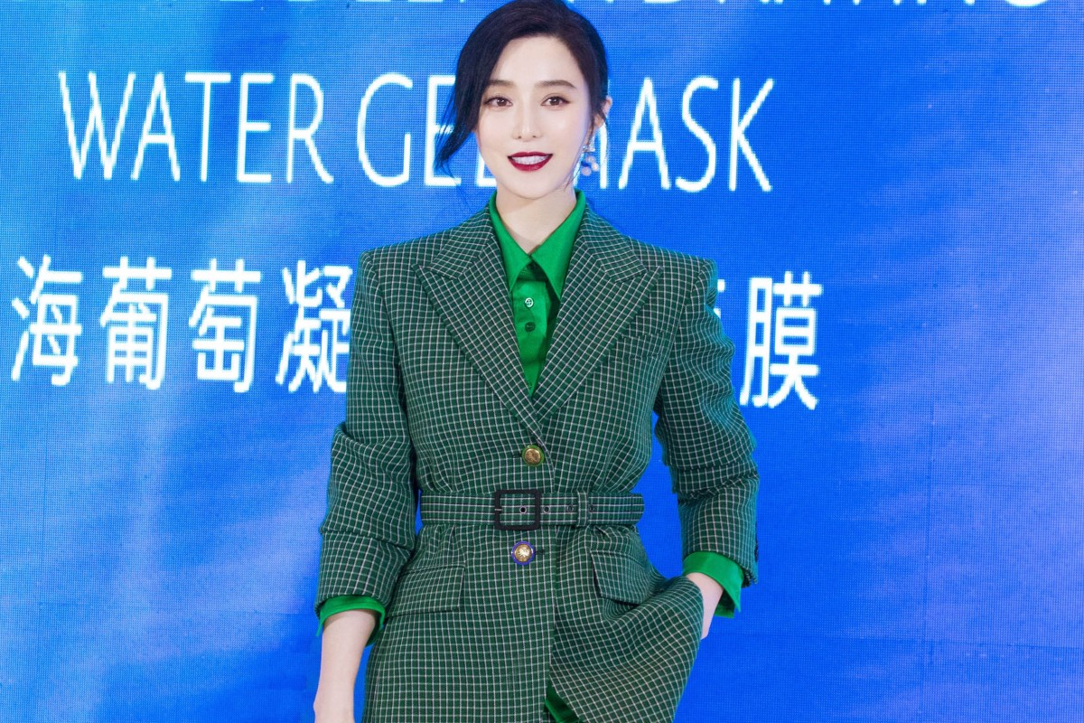 Fan Bingbing wears Givenchy in rare public appearance, showing luxury industry has moved on from tax scandal