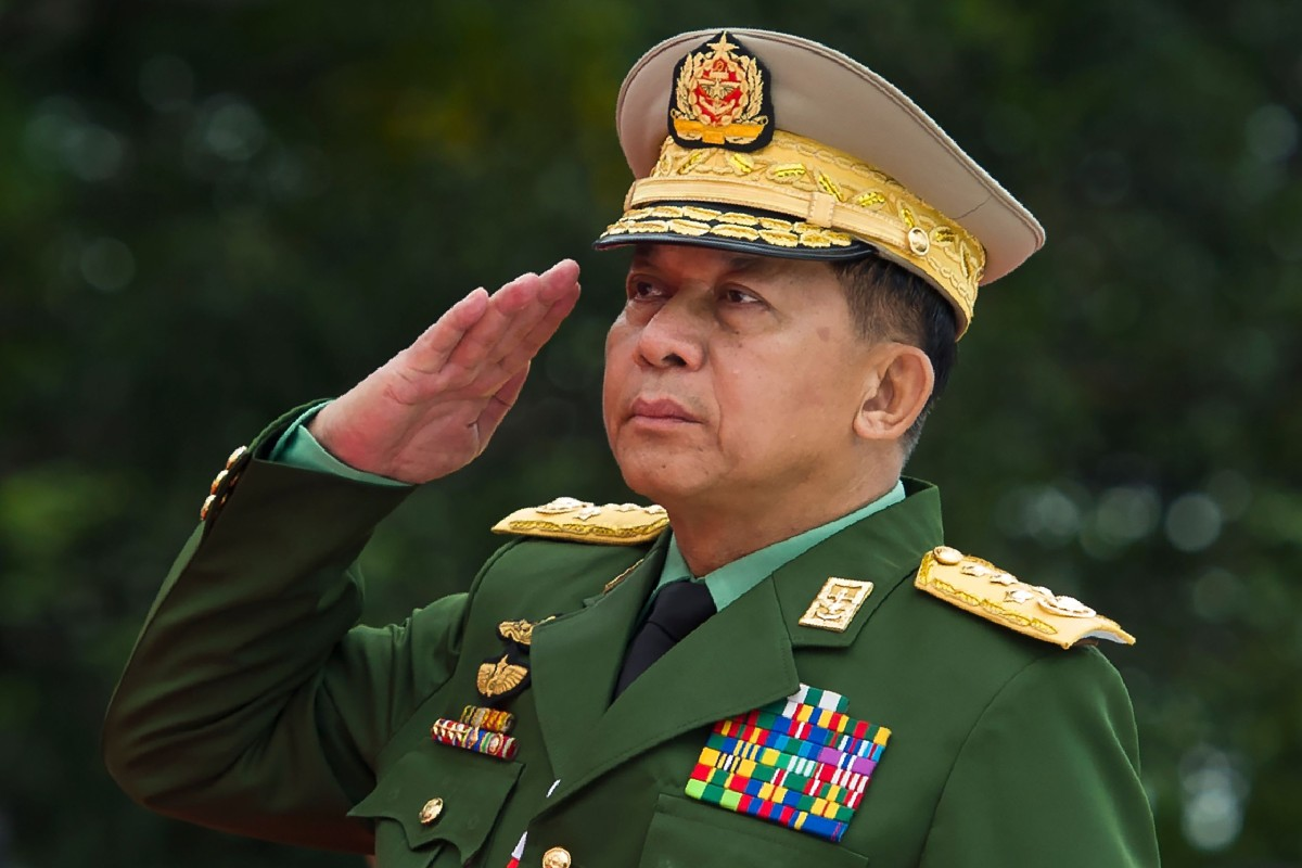 US sanctions Myanmar military generals over Rohingya killings