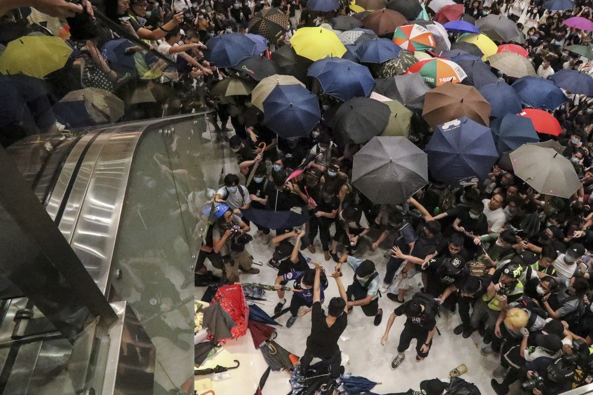 Hong Kong extradition bill protests: police warn organisers they may