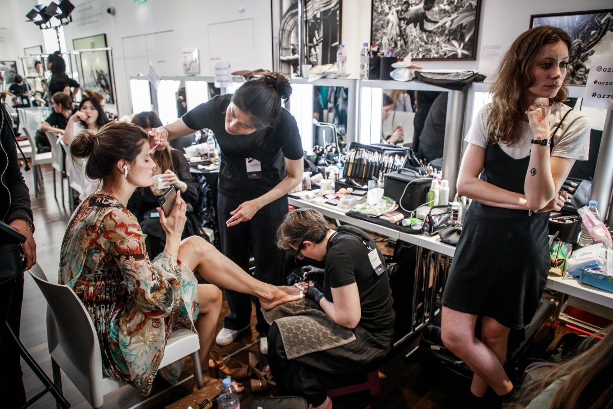 sells new arrival lower price with What really happened behind the scenes at Paris Couture Week ...