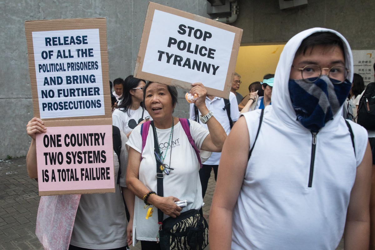 This is not alarmist talk: Hong Kong is heading for a breakdown in law and order
