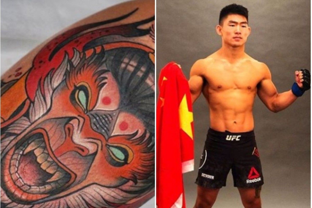 Has China Banned Tattoos In Mma Reports Of Crackdown On