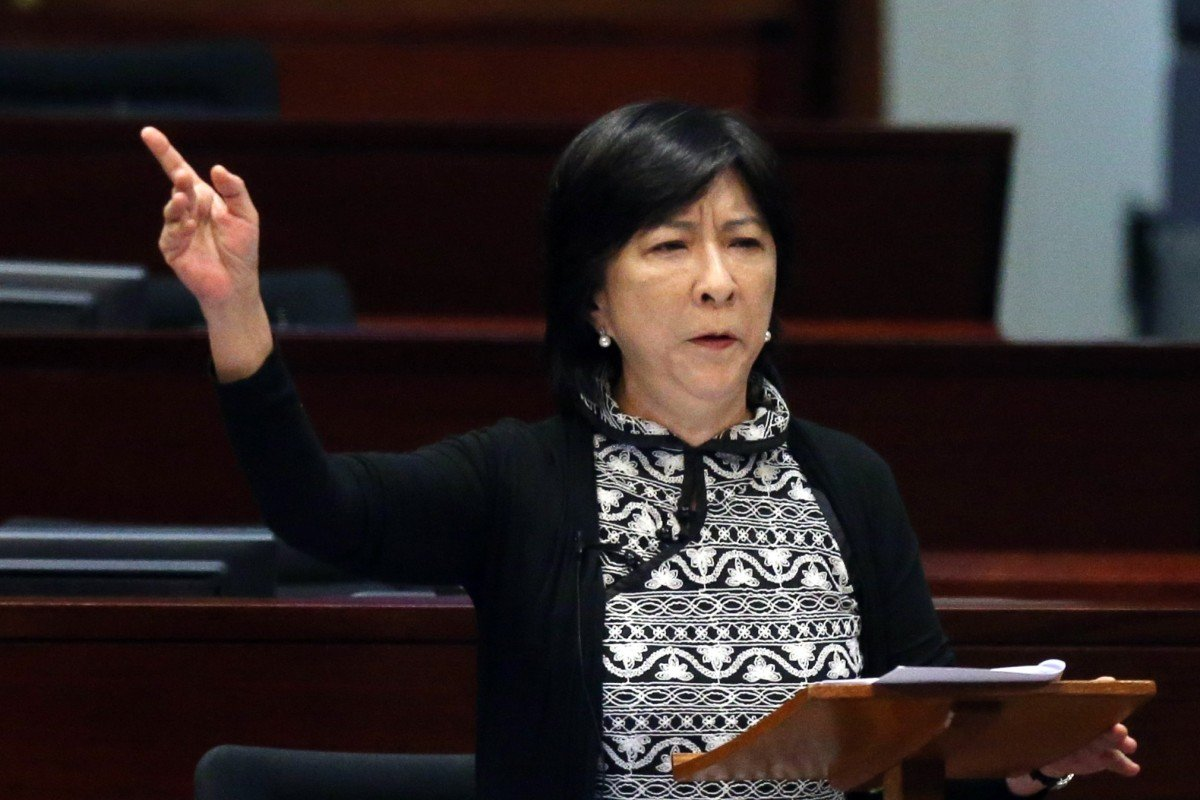 Hong Kong lawmaker visits murder suspect who sparked ill-fated extradition bill and urges him to surrender...