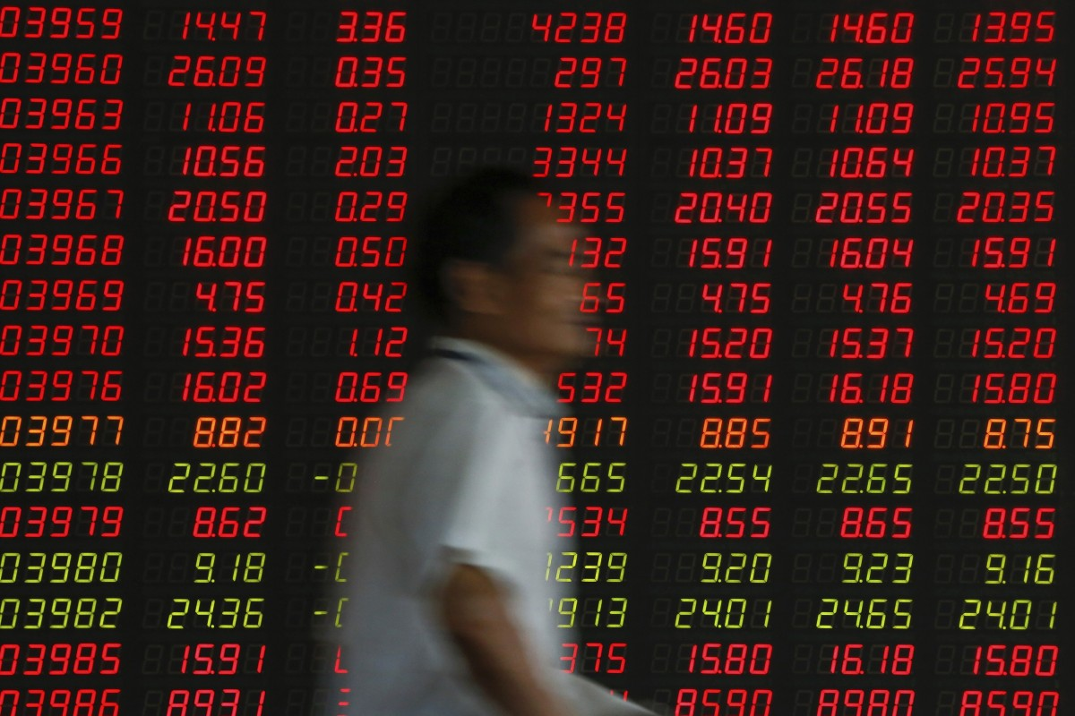 Chemical plant explosion sends China dye stocks surging, sinks