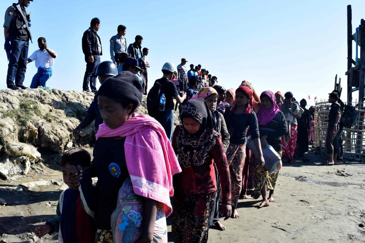 Rohingya crisis: Myanmar's 'Buddhist bin Laden' Wirathu blasts