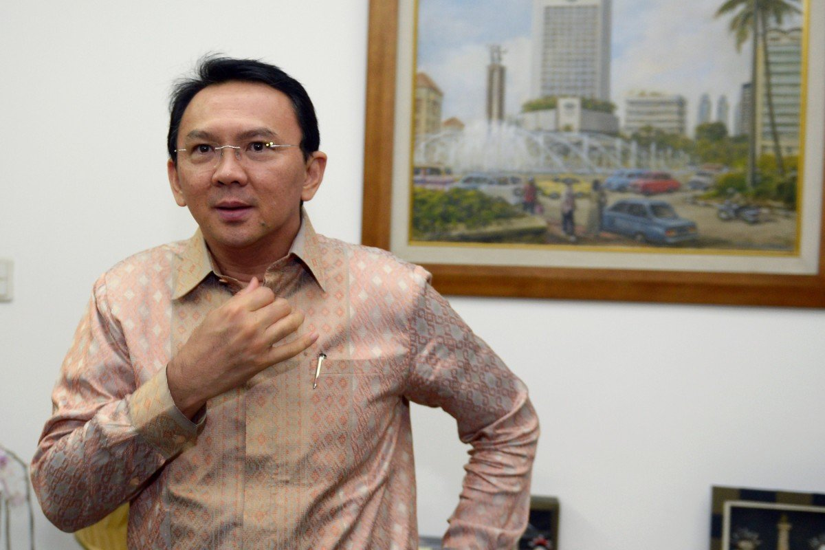 Ex-Jakarta governor Ahok says he is 'damaged' and his