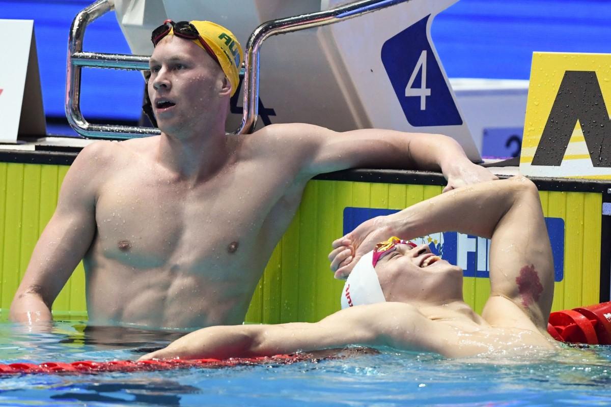 Swimming S2 ~ Red ~ Medal Hanger // Holder Sports ~ Swim Race