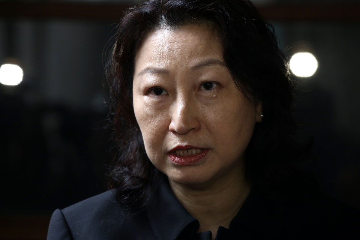 Revelation in Hong Kong stock exchange filing about Justice Minister Teresa Cheng's links with top...