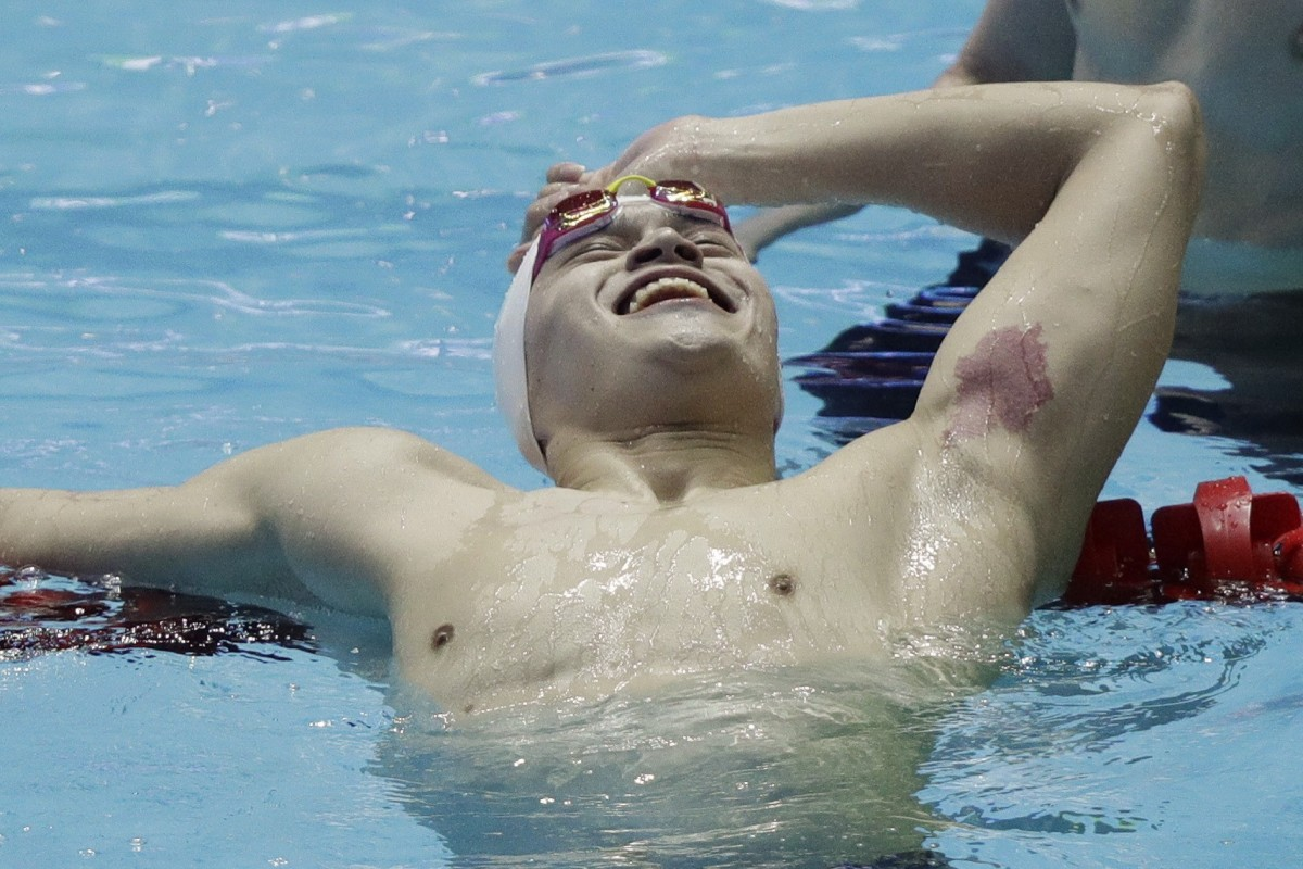 Bad blood as China's Sun Yang drowns international swimming