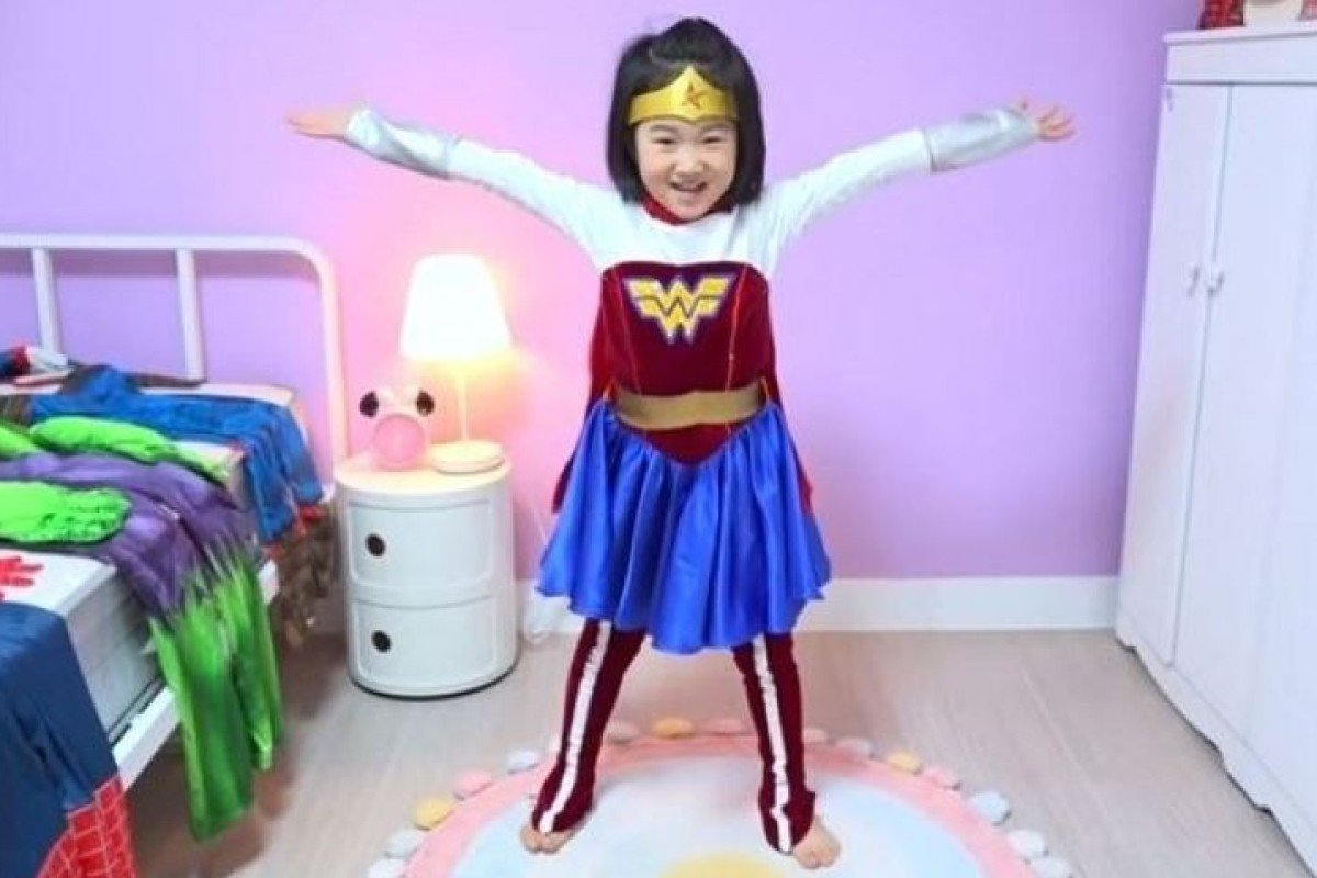 Who is 6-year-old Korean YouTube star Boram, who just bought