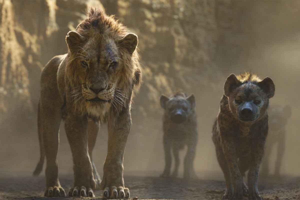 Is Disney's The Lion King animated or live-action? It's complicated, says the director