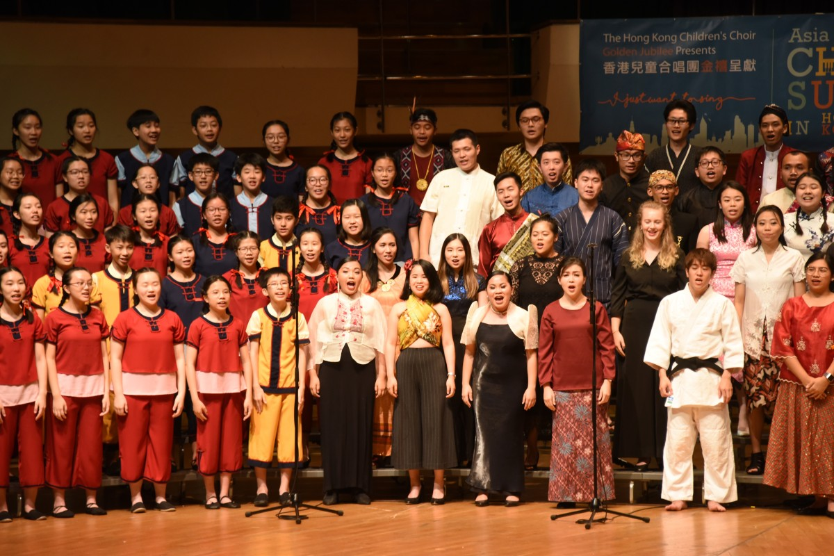 The Hong Kong choir extravaganza that shuns competition in