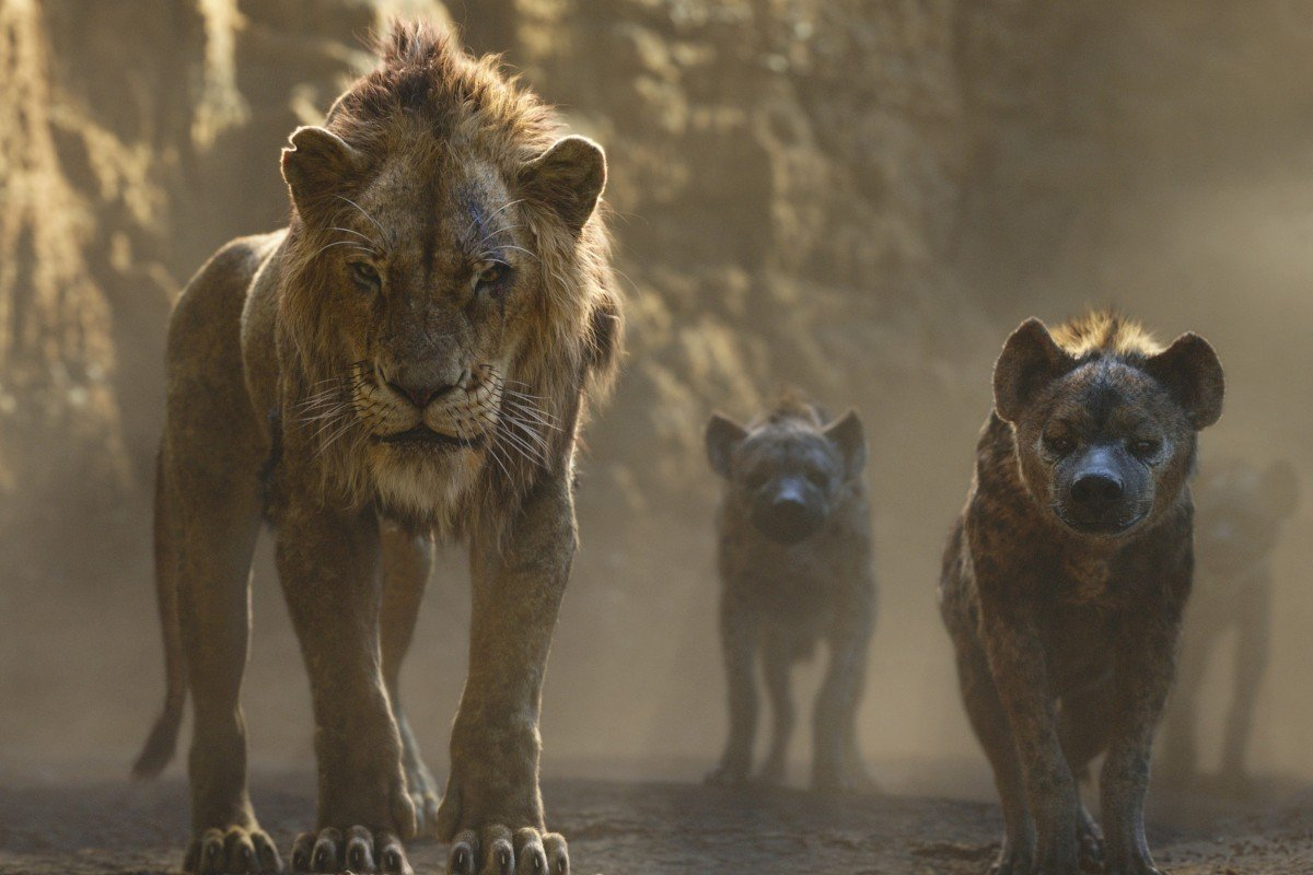 Is Disneys The Lion King Animated Or Live Action Its
