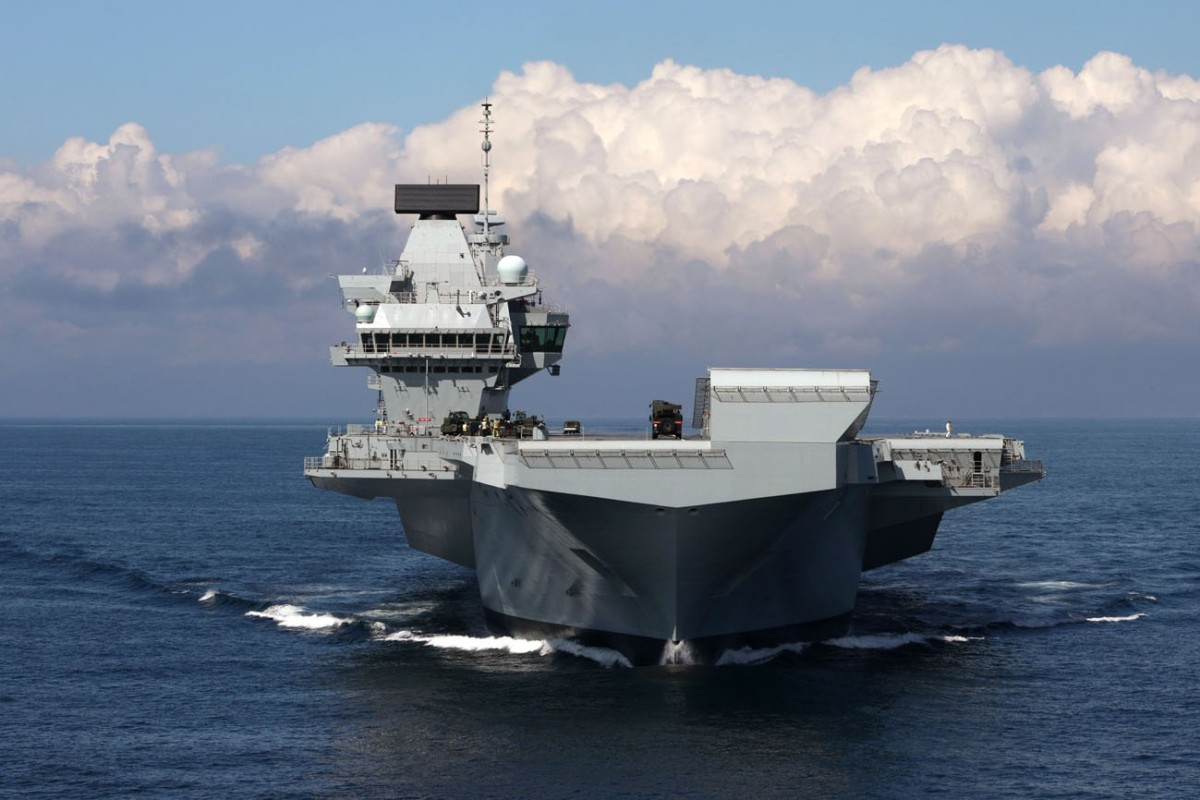 Leaky Lizzie' or pride of the fleet? UK's most advanced aircraft