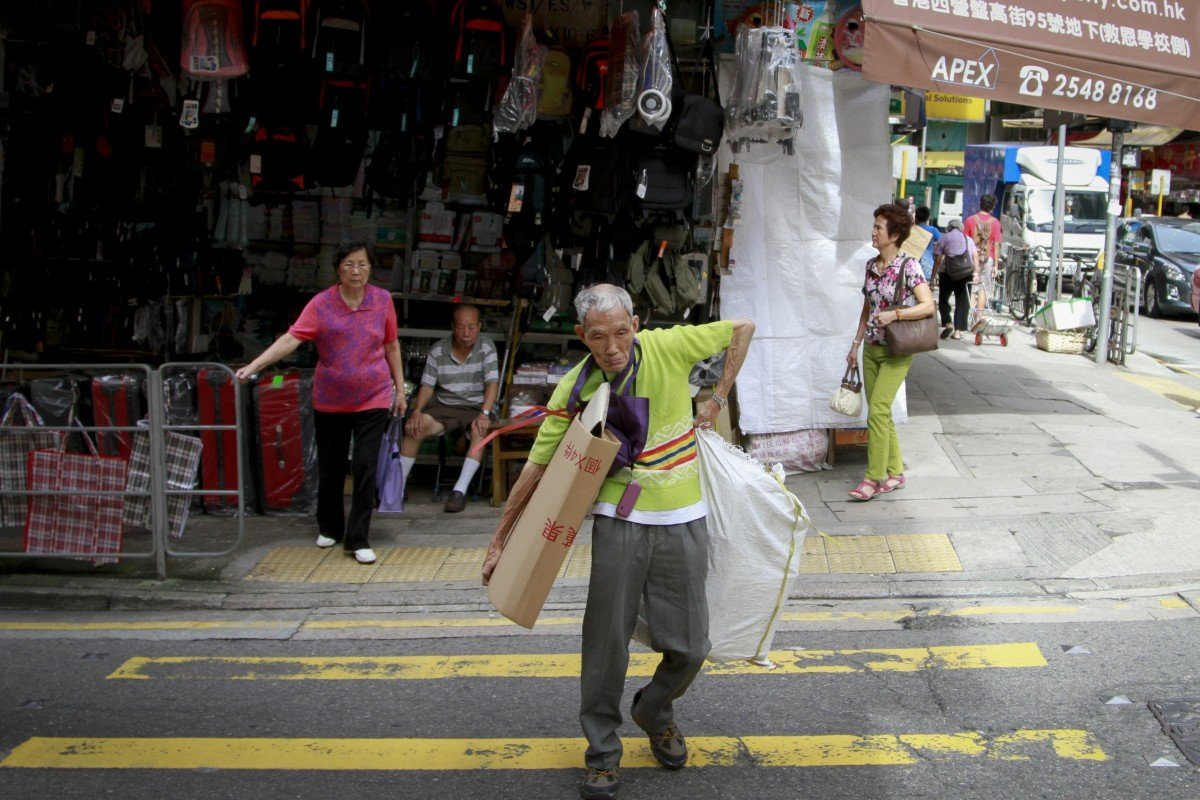 Elderly Hongkongers are way more likely to kill themselves than