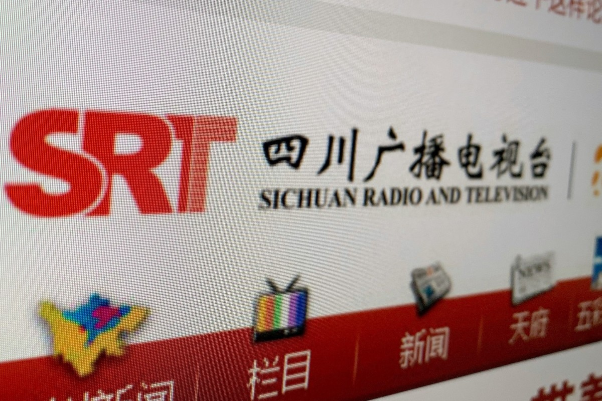 Chinese broadcaster apologises for male nudity in news