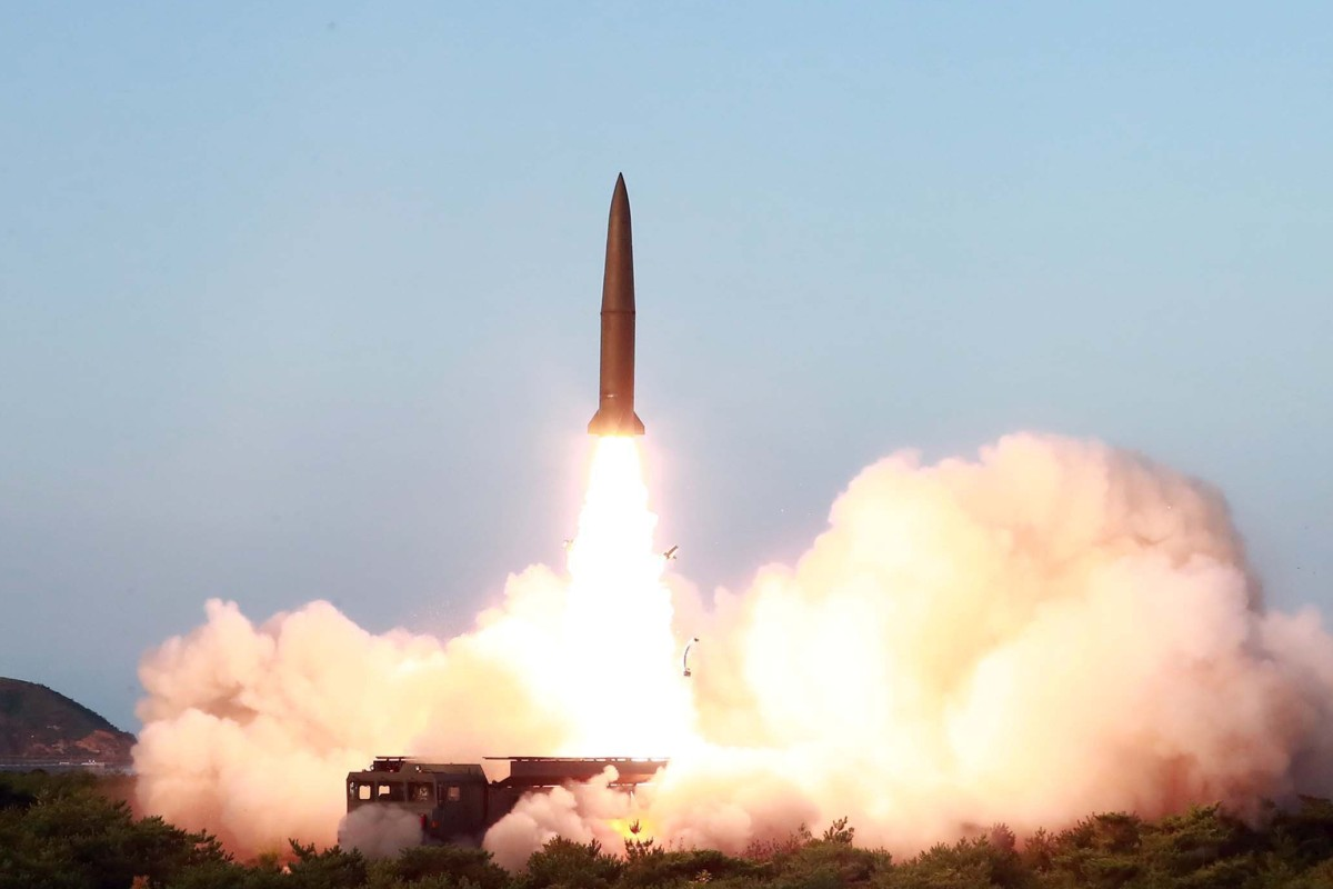 South Korea dismantles guard posts with dynamite, excavators | South