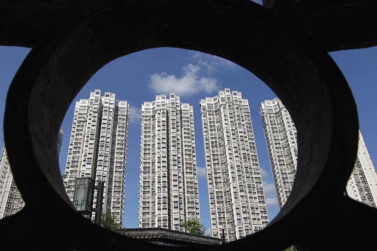 Hong Kong property transactions drop by 48 per cent to yearly low