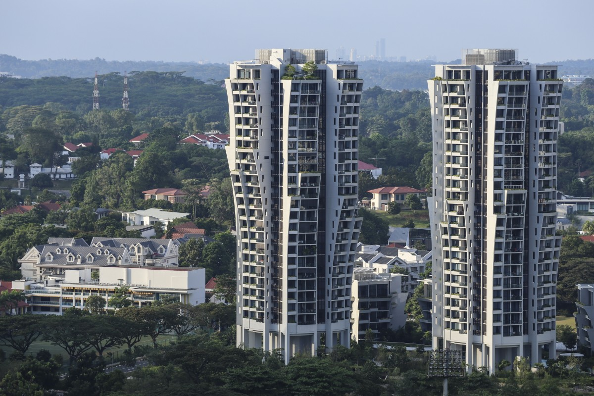 Singapore's rich kids ending up with penthouses as parents