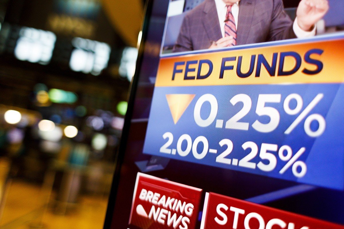 US Federal Reserve keeps rates flat but hints at one more increase