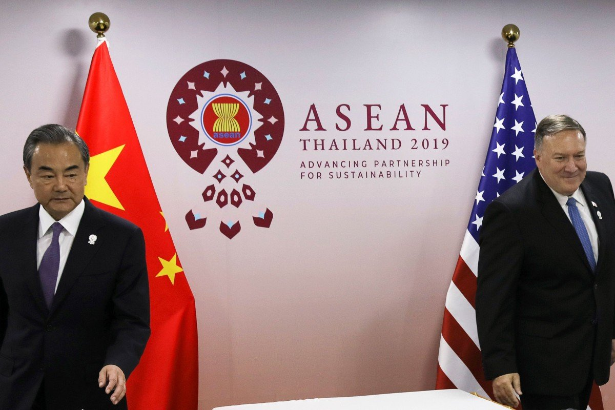 US has no desire to contain China, US Secretary of State