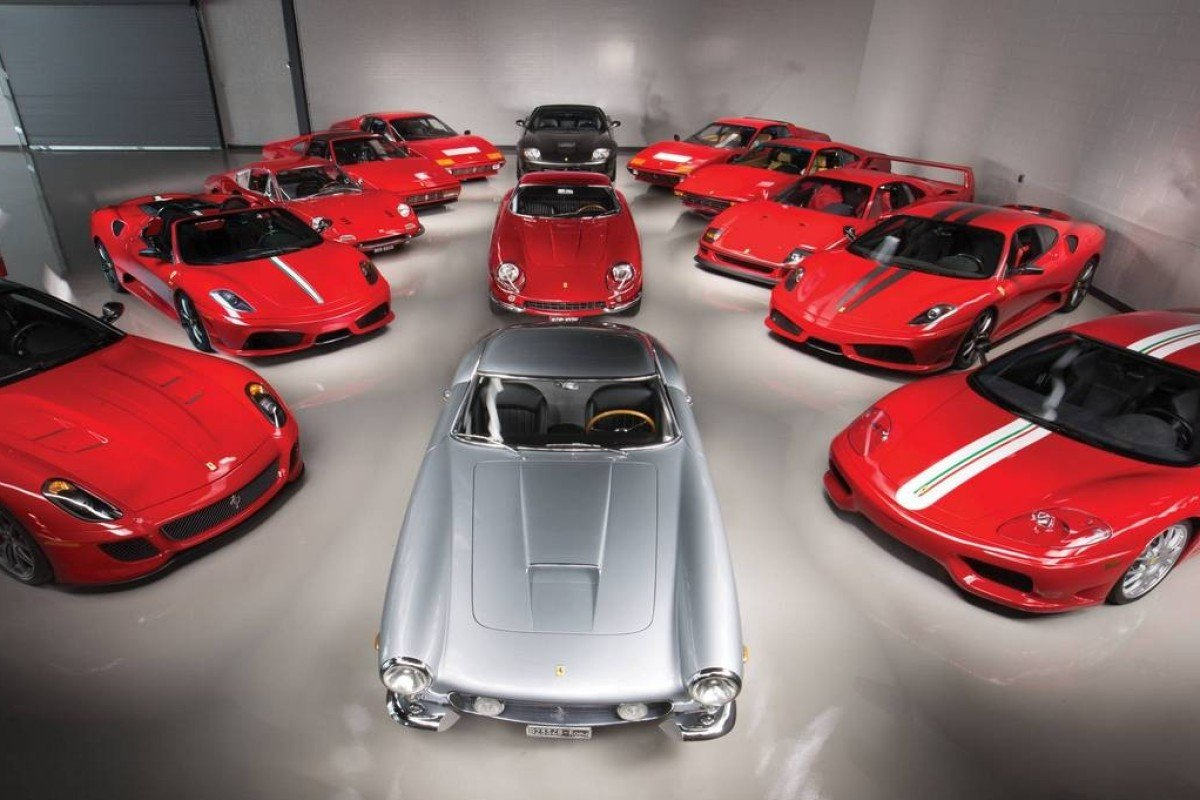 How Ferrari keeps its sexy mystique as the top luxury ...