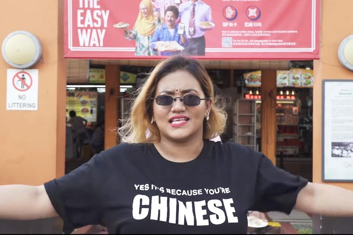 Singapore's 'brownface' saga sparks debate on race as Preetipls rap