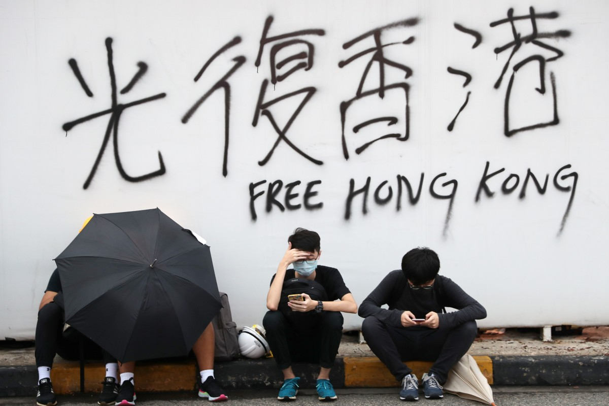 Millennials and technology have been on the front lines of movements in both Hong Kong and Istanbul. Photo: Sam Tsang